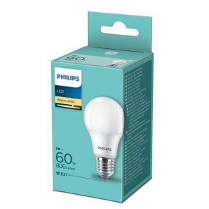 PHILIPS; LED КРУШКА 8W/E27/2700K