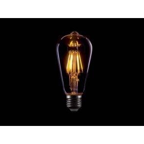 LED ДЕКОРАТИВНА КРУШКА E27/8W/2800-3200K